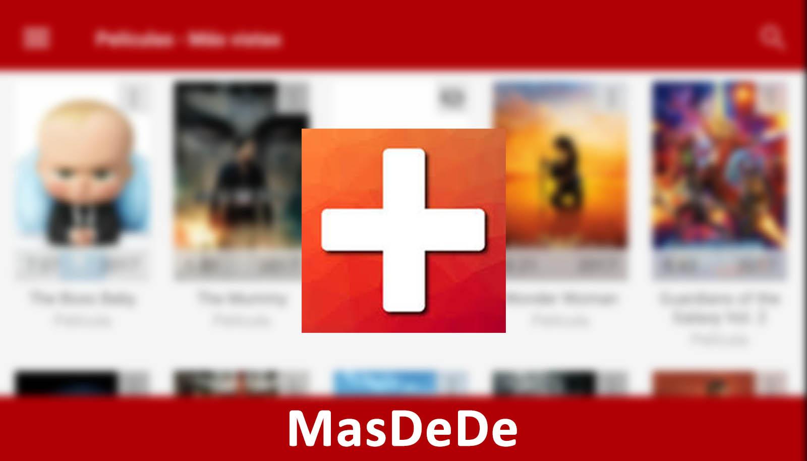 MasDeDe Descarga Gratis para Android | PC